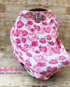 Nursing Cover Carseat Cover 4 In 1 Stretchy Baby Nursing Etsy
