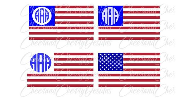 Download Veterans day Svg 4th of july SVG American flag monogram ...