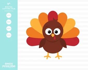 Download Turkey clip art   Etsy