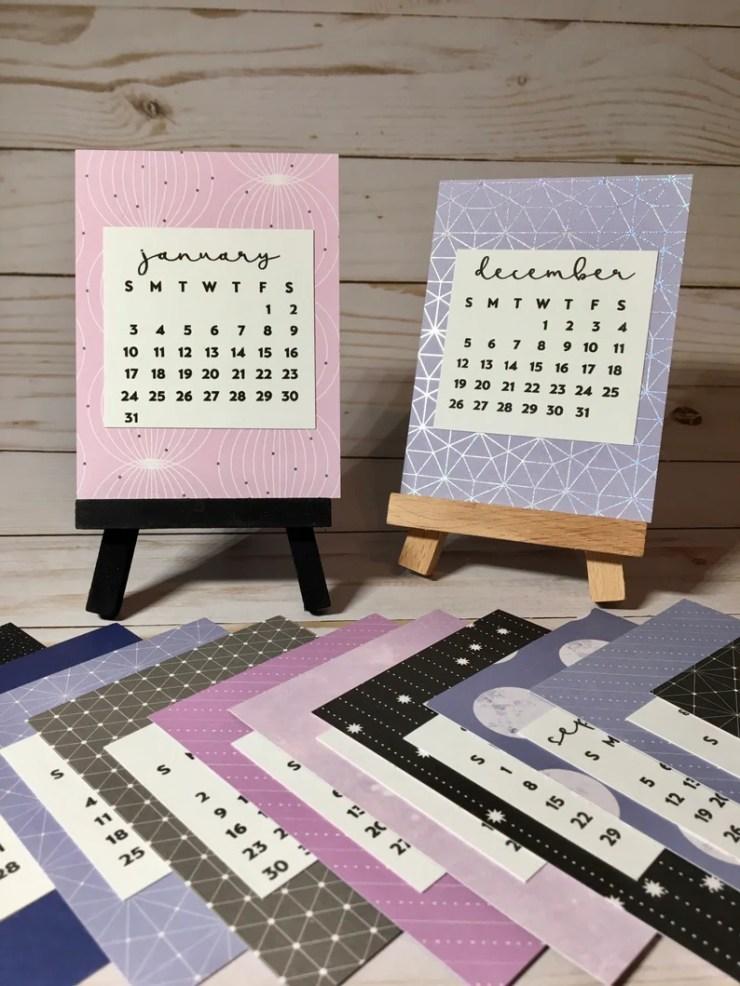 Schreibtisch Kalender 2021 2021