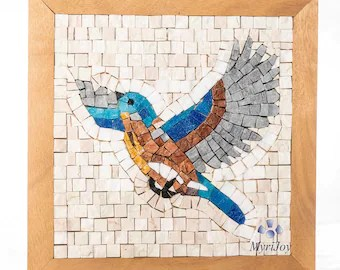 glass mosaic tiles by myrijoy