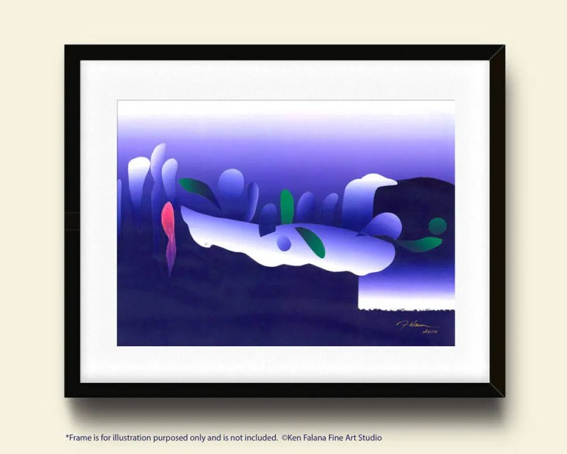Interlude Fine Art Print ...