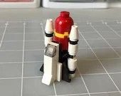 Mini Micro Space Shuttle Kit   Brick Building Kit
