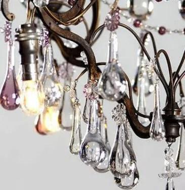 Questo 㨠lampadario gocce luce light illuminazione lampadari moderni lampada da tavolo di cristallo in soggiorno, camera, sala da pranzo, bellissimi per il tuo. Gocce Ricambi Per Lampadari Con Pezzi Rotti Come Venini Etsy