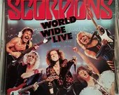 Scorpions World Wide Live...