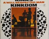 Kinks Kingdom 60s Rock Lp...