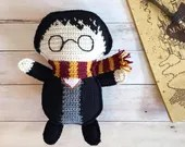 Ragdoll Wizard Crochet Pattern