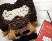 Ragdoll Hagrid Crochet Pattern