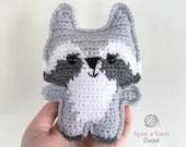 Pocket Raccoon Crochet Pattern