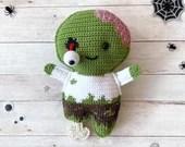 Zombie Crochet Pattern
