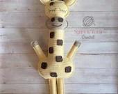 Ragdoll Giraffe Crochet Pattern
