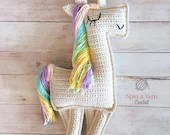 Ragdoll Unicorn Crochet P...
