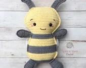 Bumble Bee Crochet Pattern