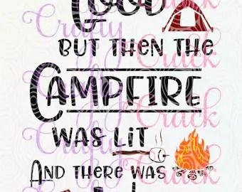 Download Campfire svg files   Etsy