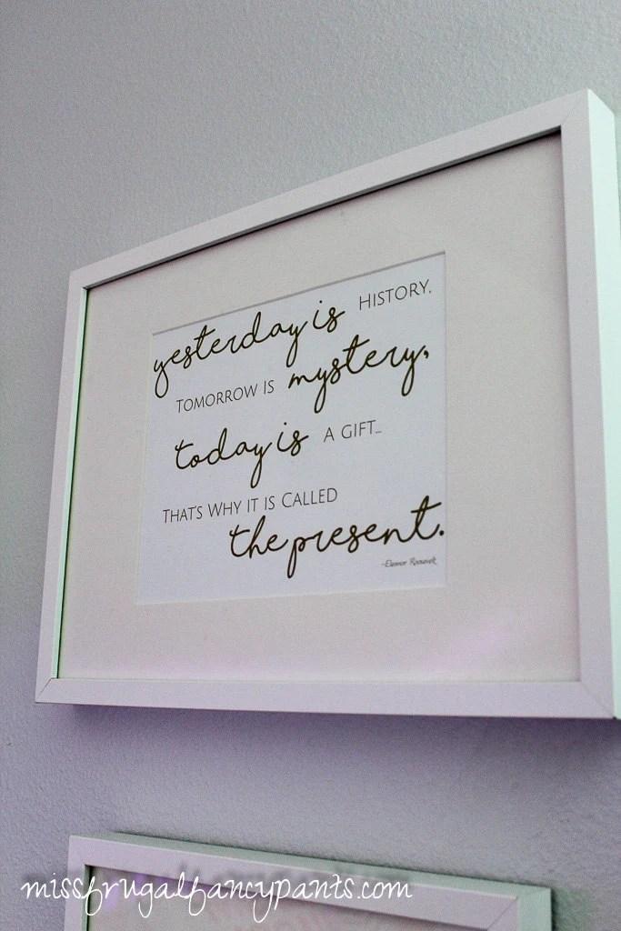 Eleanor Roosevelt Quote -...