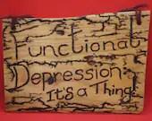 Functional depression - i...