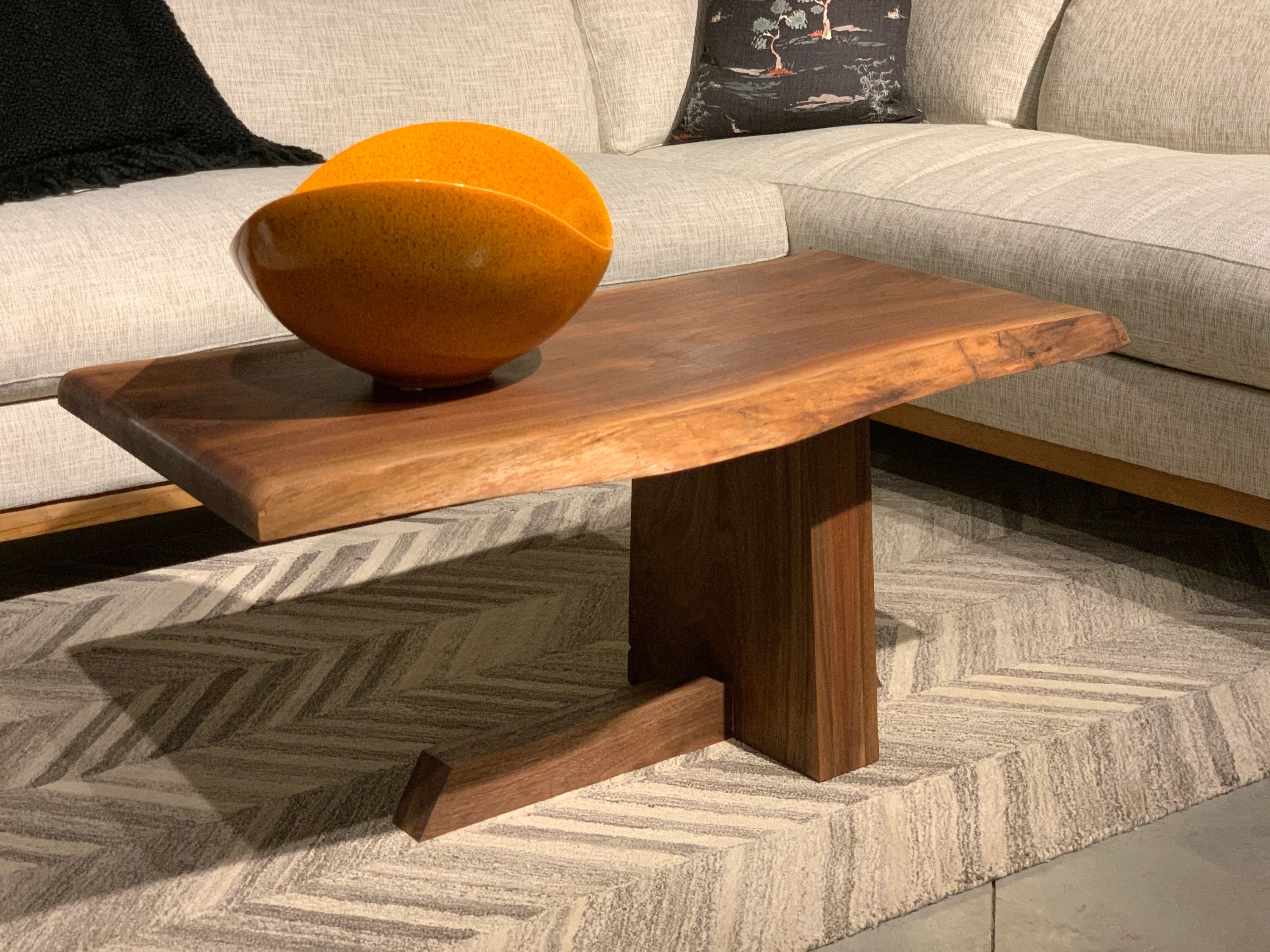 cantilevered table etsy