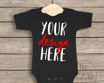 Download Onesie Mockup Generator Yellowimages