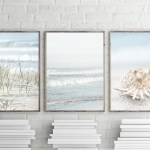 Bathroom Wall Decor Set Of 3 Prints Nautical Decor Ocean Print Downloadable Prints Printable Wall Art Prints Photography Prints Download
