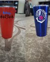 Yeti Insulated Tumbler Colored Yeti Cup Customized Cup Etsy