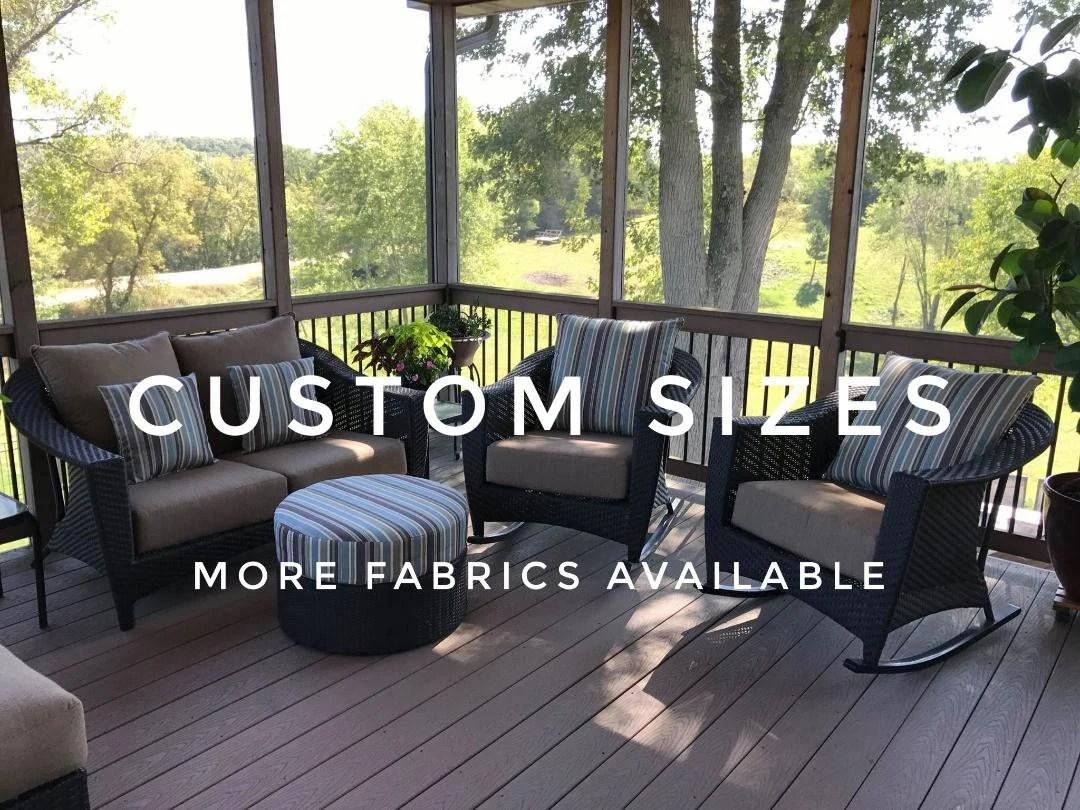 custom cushions by ncpatiocushions on etsy