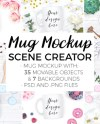 Mug Mockup Scene Creator Mug Mock Up Generator Styled Stock Etsy