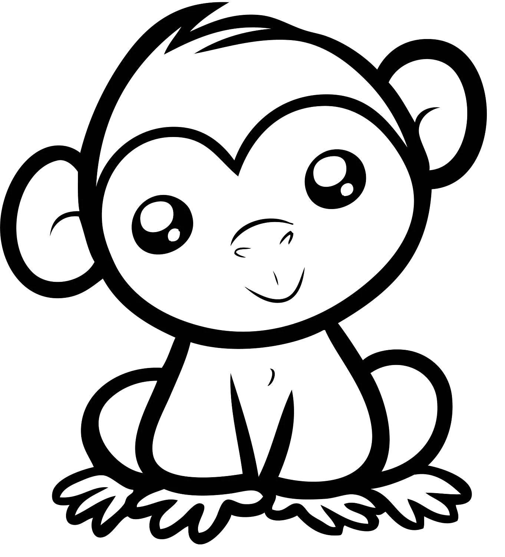 Monkey Svg