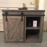 Barn Door Bar Cabinets Bar Scene Decor