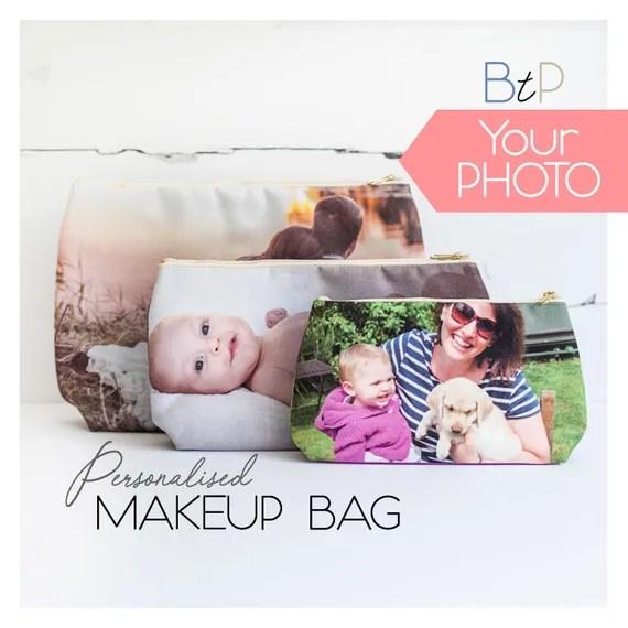 Photo Makeup Bag