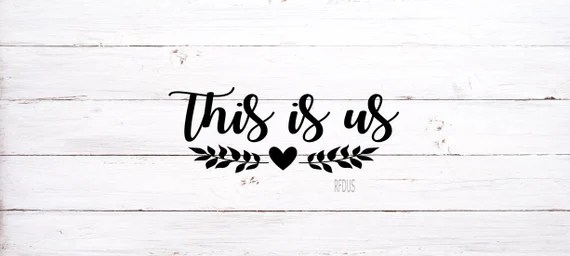 Download This is us svg I love us svg Wifey Hubby SVG File Family ...