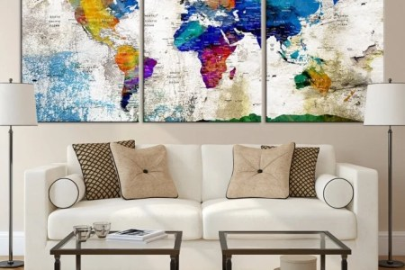 Interior ikea world map on canvas 4k pictures 4k pictures full ikea world map canvas ebay charming map wall art new trends world diy canvas ideas uk etsy staggering map wall art interior designing specifications gumiabroncs Gallery