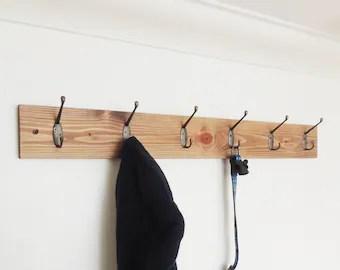 large coat rack etsy