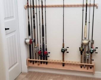 fishing rod display etsy
