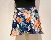 Ballet wrap skirt Hibiscusblossom