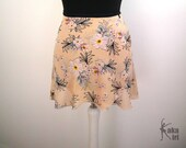 Ballet wrap skirt Waltz of the Flowers, individual piece, handmade