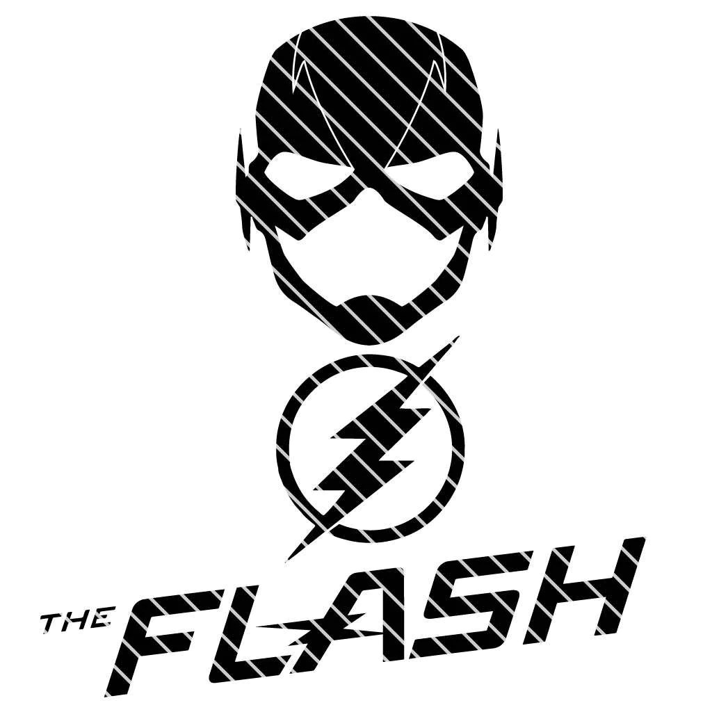 The Flash Logo Svg File