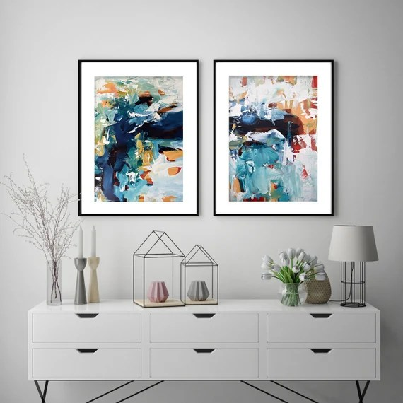 2 Abstract Artworks