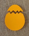 Dinosaur Egg Paper Cut Outs Set Of 25 Cracked Egg Die Cuts Etsy