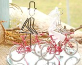 Wedding Cake Topper, Bicy...