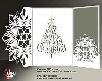Download Cricut christmas | Etsy