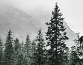 """Printed Author's Photography """"TATRA MOUNTAINS 3"""" - limited series"""