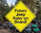 DECAL -[Future Jeep Baby ...