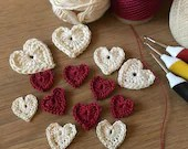 Crochet Heart Pattern...