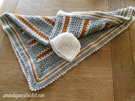 Crochet Pattern V Stitch ...