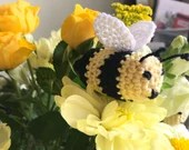 Crochet Pattern Bee Amigurumi
