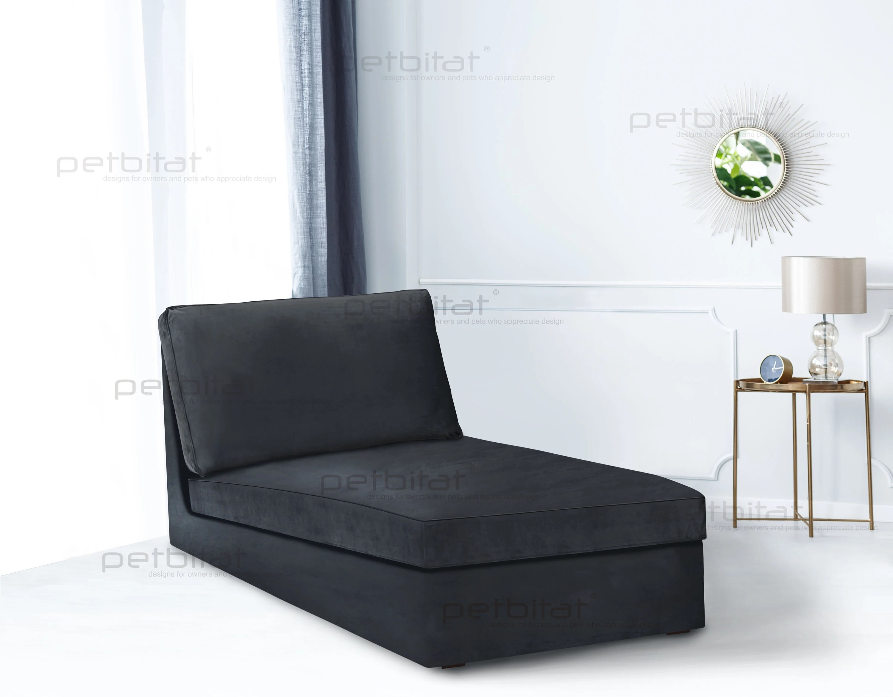 chaise lounge cover etsy