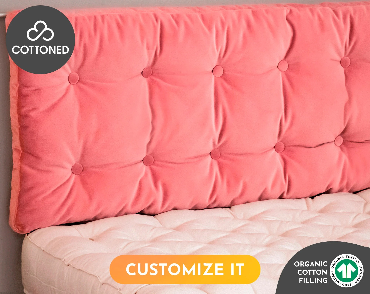 headboard pillow etsy