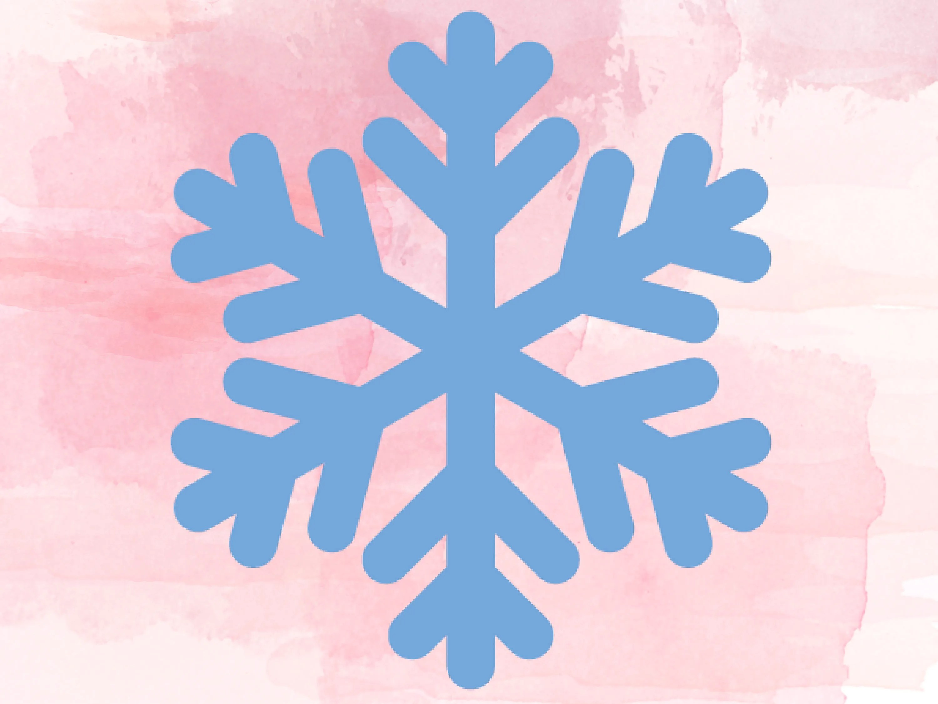 Snowflake Svg Snowflake Cut File Snow Svg Winter Svg