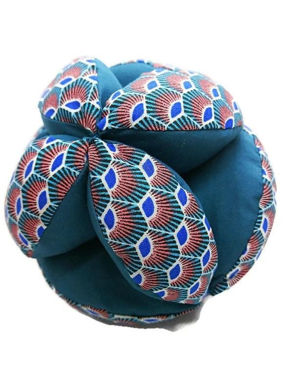 MONTESSORI BALL amish ball puzzle ball Montessori method image 1