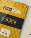 Food Menu For Restaurant Design Template 12 Pages Indesign Etsy